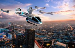 Embraer faz parceria para fornecer carros voadores na Ásia