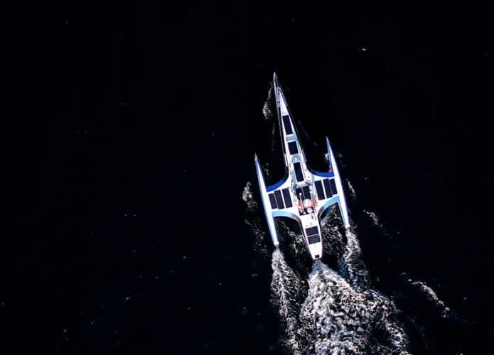 Barco MAS 400 Mayflower. Imagem: IBM