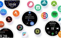 MWC 2021: Samsung revela One UI Watch, sistema a ser lançado junto com o Galaxy Watch 4