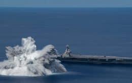 Marinha dos Estados Unidos causa terremoto de magnitude 3,9