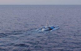 Navio autônomo Mayflower, da IBM, inicia viagem pelo Atlântico