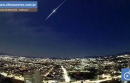 Blue meteor lights up the sky in three northeastern states