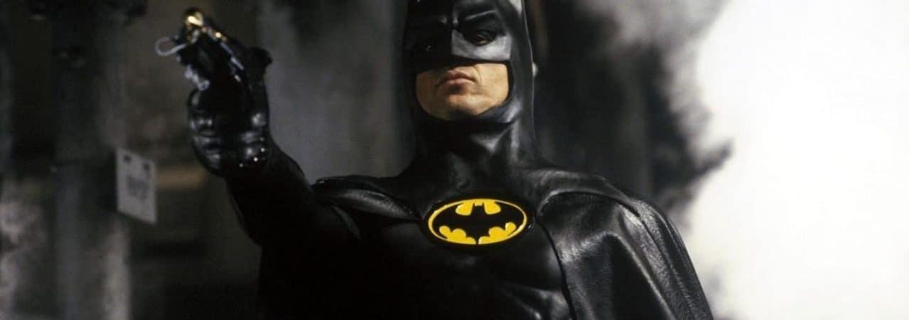 Diretor compartilha imagem do traje do Batman de Michael Keaton para 'The Flash'. Imagem: Warner Bros/Divulgação