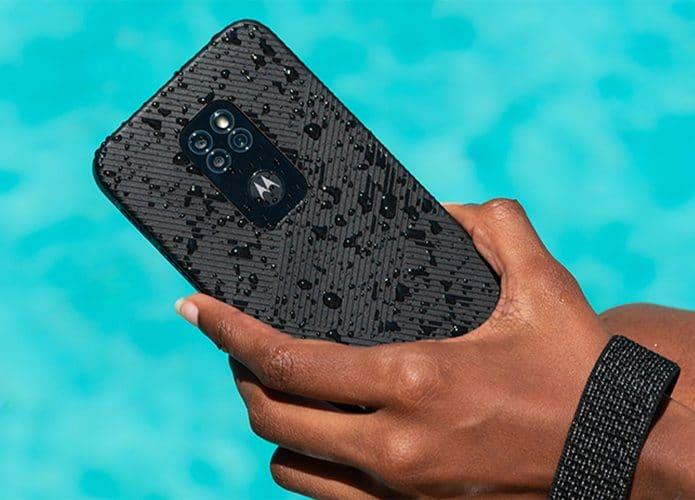 Motorola revive a marca 'Defy' com novo celular robusto