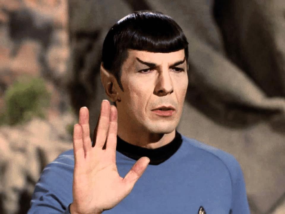 Mr. Spock, personagem de Jornada nas Estrelas homenageado com o nome em um asteroide