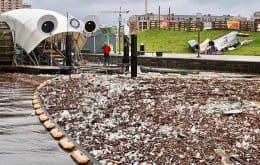 """Norte-americano cria máquinas que já """"comeram"""" mais de 1.300 toneladas de lixo"""