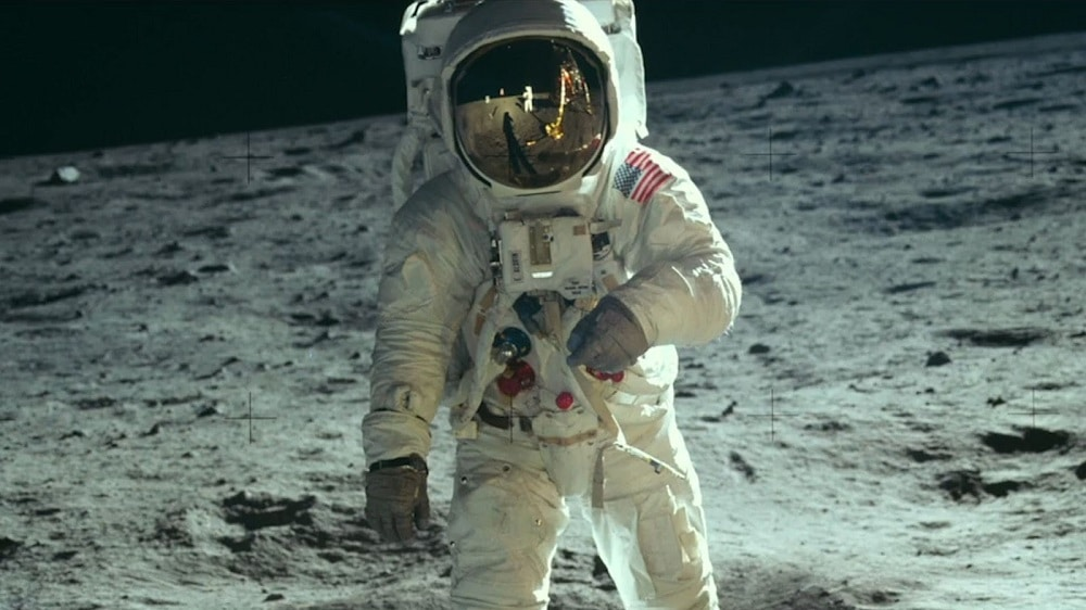Neil Armstrong e os primeiros passos na Lua