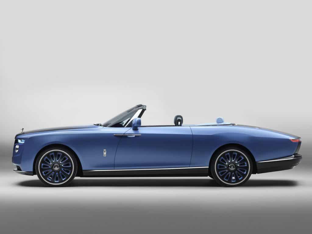 Rolls-Royce de R$ 146 milhões: o carro mais caro do mundo. Imagem: Divulgação
