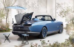 O mais caro do mundo: Rolls Royce 'Boat Tail' pode ser seu por R$ 145 milhões