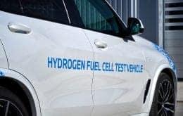BMW prueba coche con propulsión de pila de combustible de hidrógeno