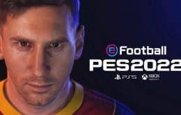 Konami lança demo surpresa de 'PES 2022'; veja o gameplay