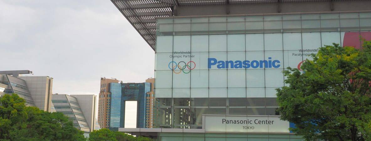 Fachada do Panasonic Center, em Tokyo
