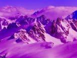 Cientistas sequenciam DNA da 'neve de sangue' dos Alpes