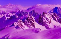 Los científicos secuencian el ADN de la 'nieve de sangre' de los Alpes