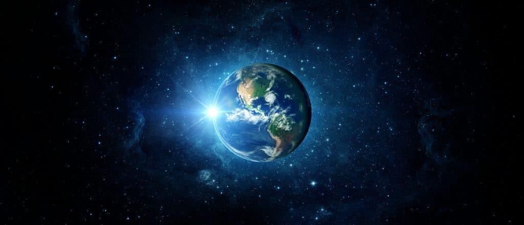 Planeta. Imagem: Triff/Shutterstock