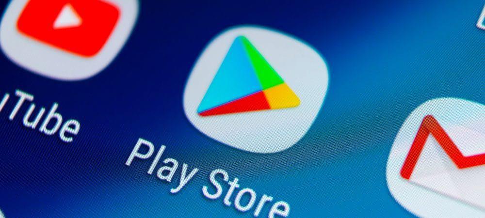 Logo do aplicativo da Play Store