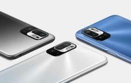 Redmi Note 10: Xiaomi lança celular 5G de baixo custo