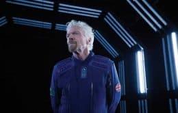 Olhar Digital transmite ao vivo o lançamento do bilionário Richard Branson para o espaço; assista