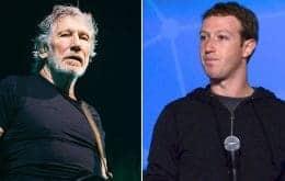 """Roger Waters xinga Mark Zuckerberg após proposta milionária por música: """"Vá se f…"""""""