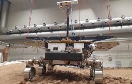 Italian Scientists Simulate Mars Ground in New Rover Tests