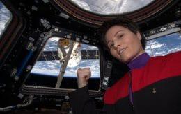 Primera astronauta europea: Samantha Cristoforetti al mando de la ISS