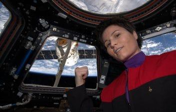 Astronauta italiana será comandante da Estação Espacial Internacional