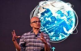 Microsoft nomeia CEO Satya Nadella como novo presidente do conselho