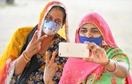 Foto ruim: Índia quer diminuir o número de mortes causadas por selfies em locais perigosos
