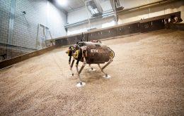 Suíça e Alemanha desenvolvem robô para caminhar em Marte