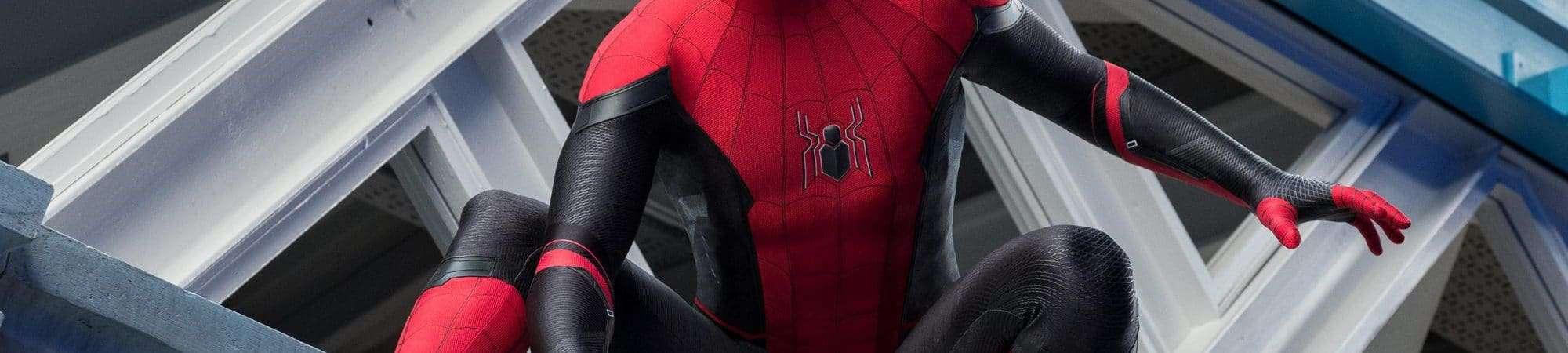 hombre araña tom holland