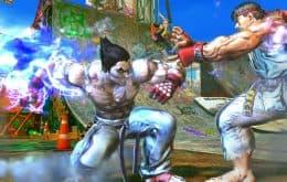 """'Tekken X Street Fighter': """"projeto morreu"""", diz produtor"""