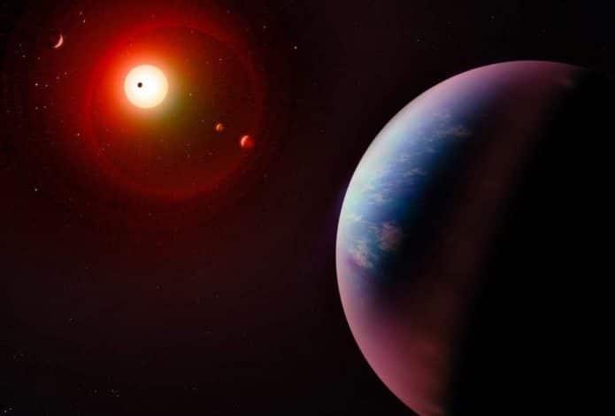 Exoplaneta TOI-1231 b