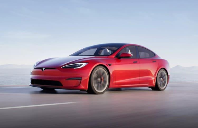 Novo Model S Plaid é o carro mais rápido - e caro - da Tesla. Imagem: Youtube/Reprodução