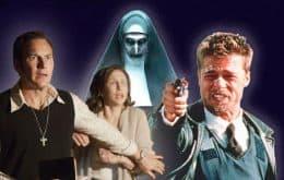 'Invocação do Mal 3' é inspirado em 'Se7en: os Sete Crimes Capitais', diz diretor