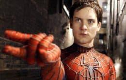 'Homem-Aranha 4': filme cancelado de Sam Raimi tem vídeo conceitual revelado