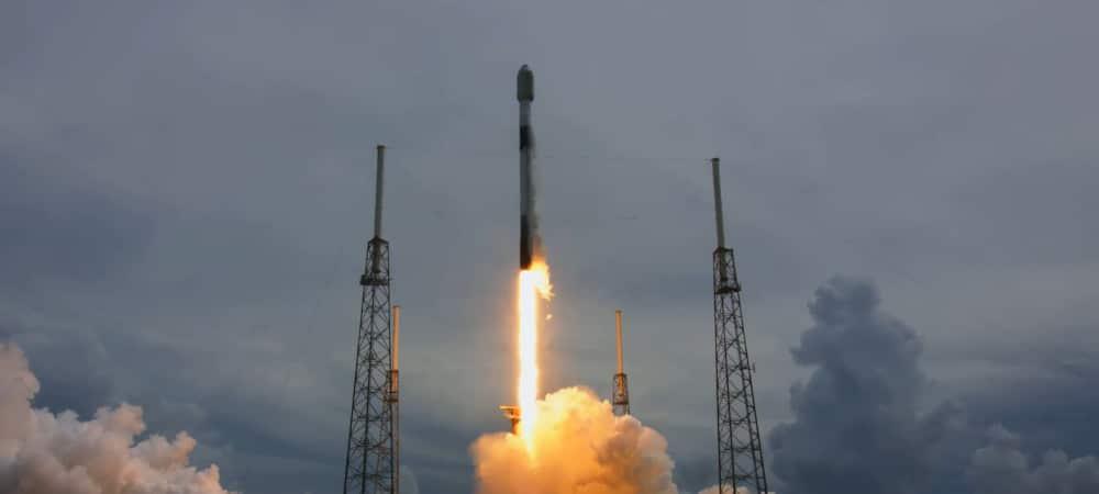 Lançamento da missão Transporter-2 da SpaceX