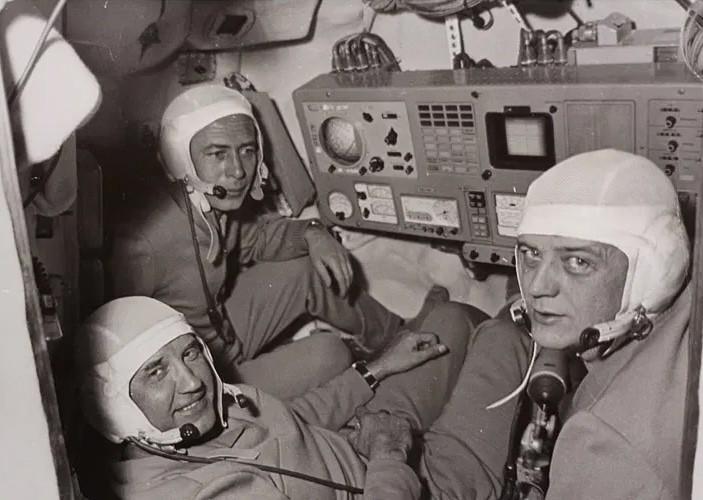 Triste resultado de la misión Soyuz 11 cumple 50 años - Olhar Digital