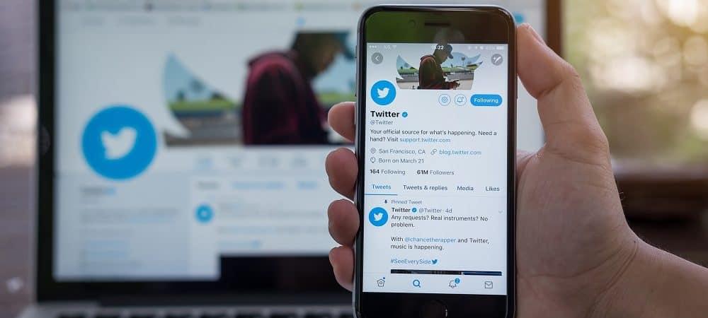 Twitter. Imagem: Shutterstock