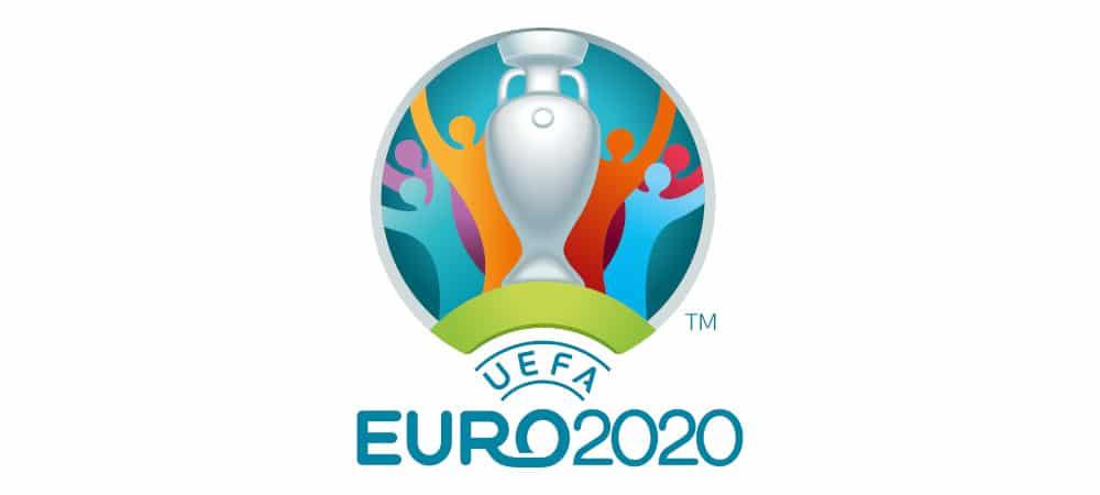 Logo da Euro 2020 (Eurocopa)