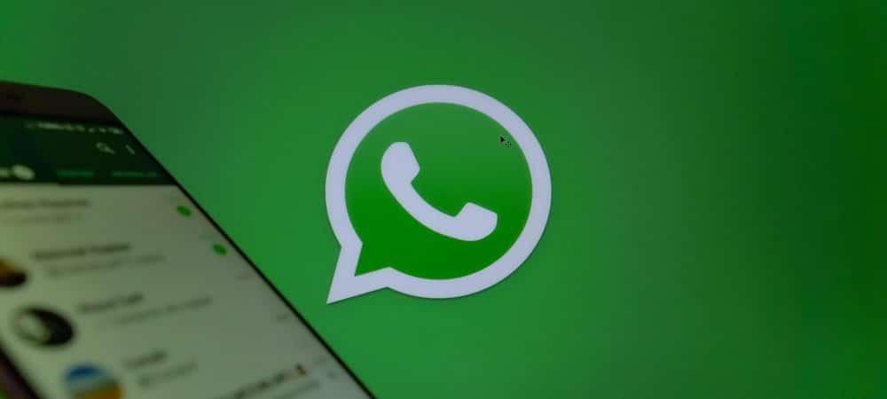 WhatsApp app logo