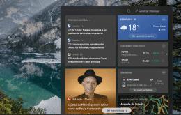 """Saiba como personalizar ou ocultar o novo widget """"Notícias e interesses"""" do Windows 10"""
