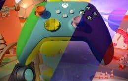 Volta do Xbox Design Lab permite personalizar controles da nova geração