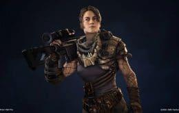 Personagem de Alice Braga chega para 'Predator: Hunting Grounds'