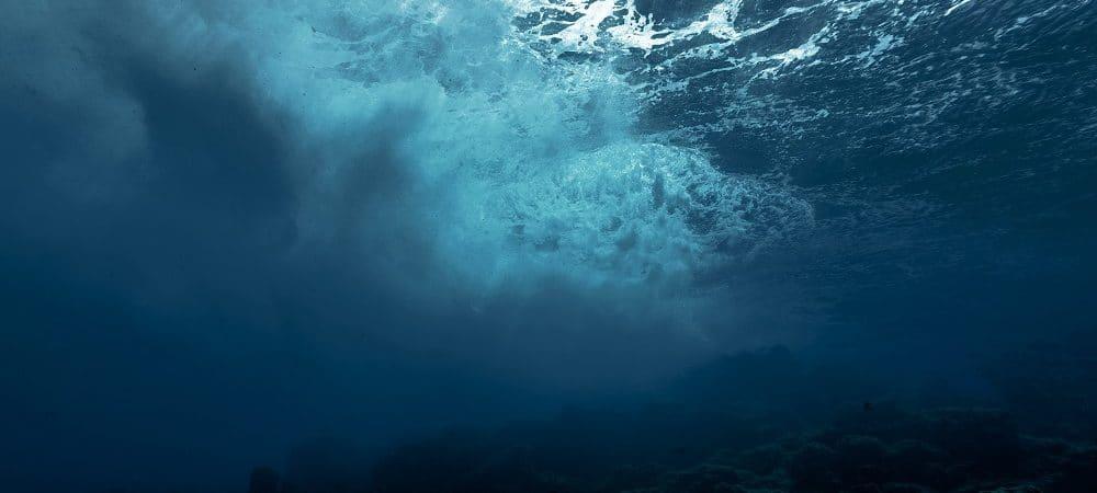 avalanche subaquática