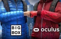 Facebook compra BigBox VR, desenvolvedora do game Population: ONE