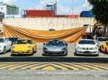 McLaren 620R, Porsche 911 C2S e outros supercarros são destruídos nas Filipinas