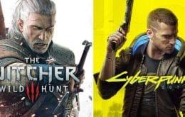 Códigos-fonte roubados de 'Cyberpunk 2077' e 'The Witcher 3' vazaram na internet