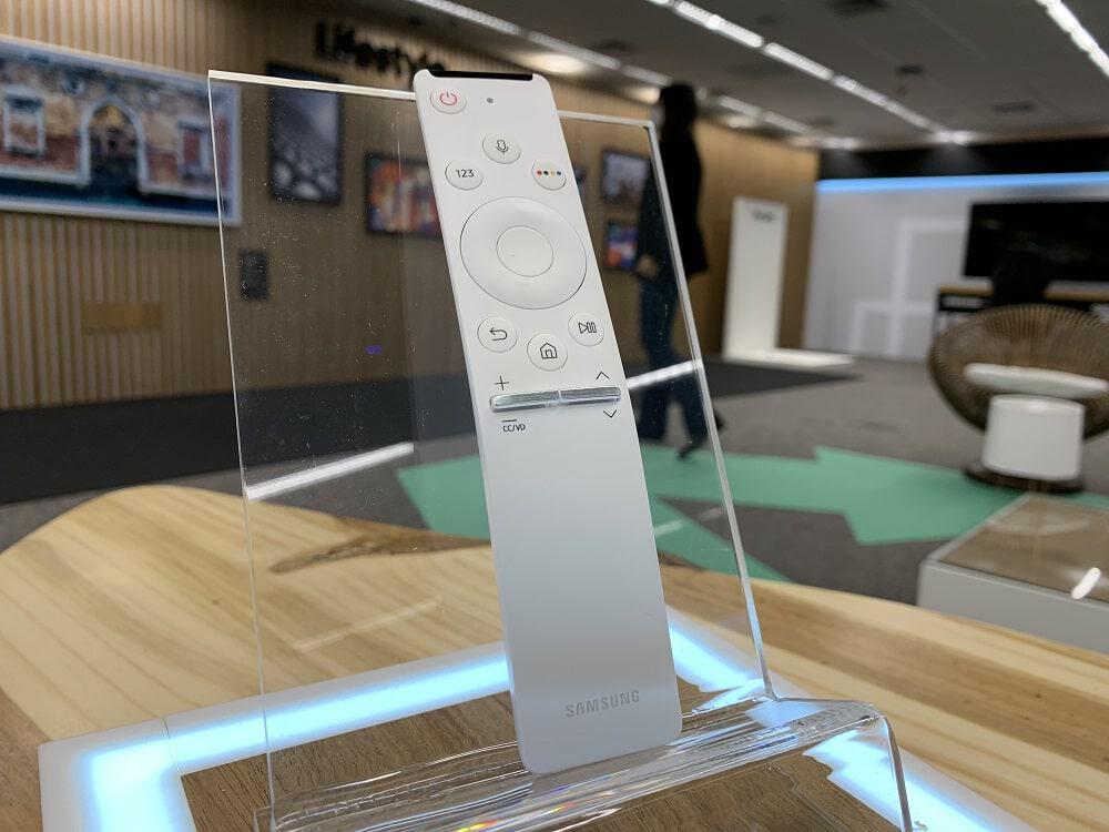 controle remoto Samsung The Premiere LSP9T