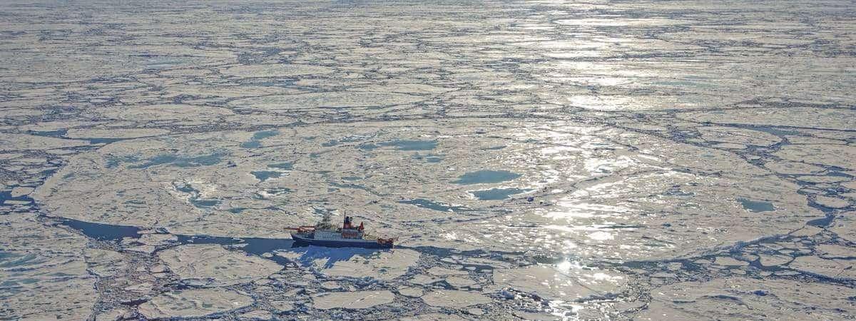 Aquecimento global Ártico