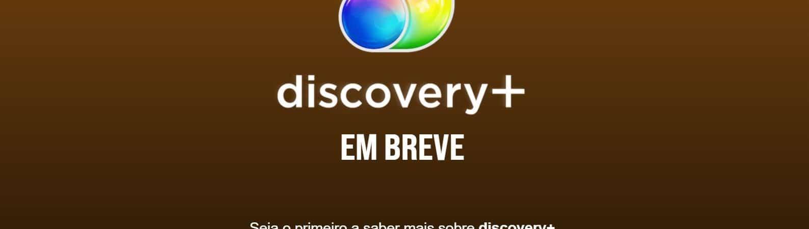 logotipo da discovery+